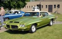 1971 Pontiac GTO image.
