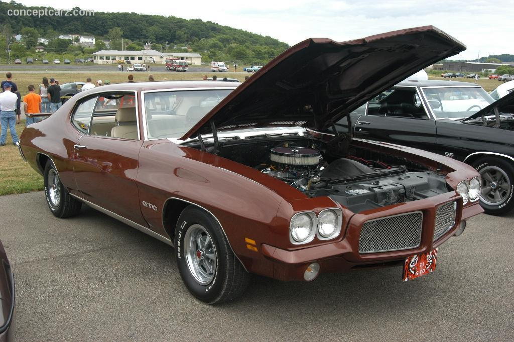 1971 Pontiac LeMans Technical Specifications and data Engine