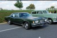 1972 Pontiac Bonneville image.