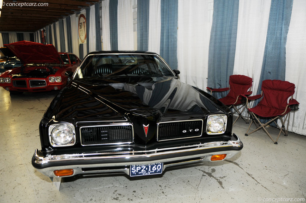 Auction results and data for 1973 Pontiac LeMans Spring Carlisle