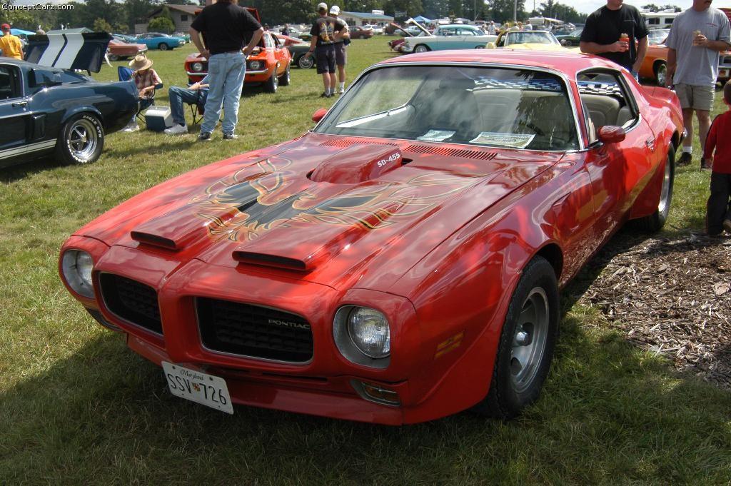 1973 Pontiac Firebird Trans Am Image Http Www