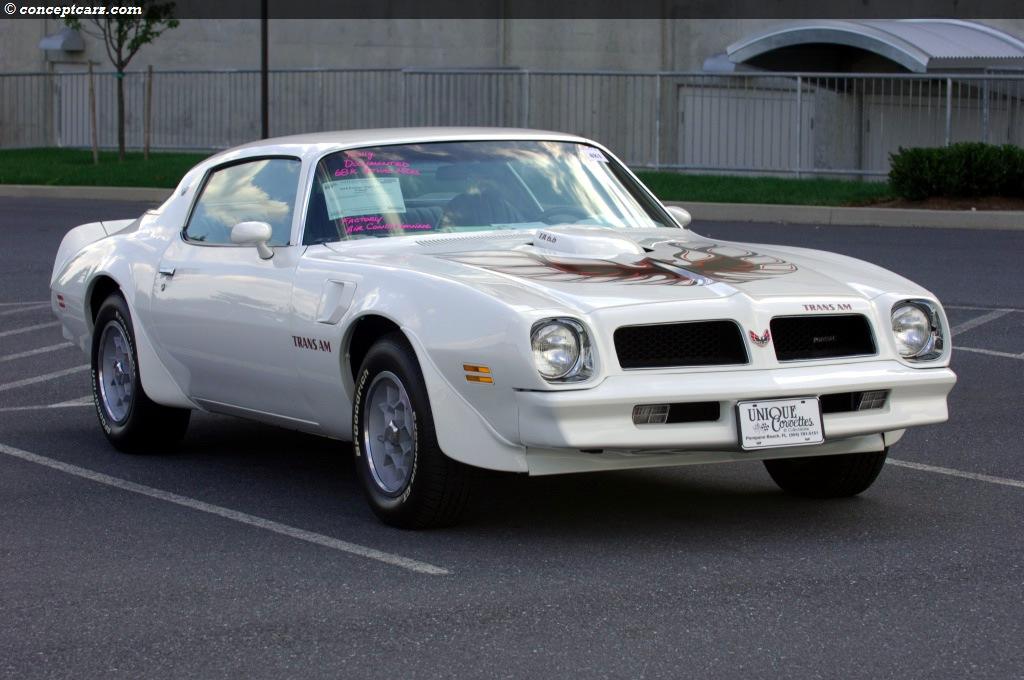 1976 Pontiac Firebird Trans Am Image Http Www Conceptcarz Com Images Pontiac 76 Pontiac