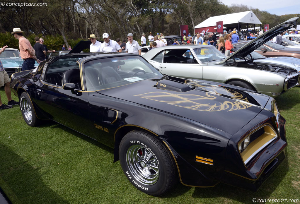auction results and data for 1977 pontiac firebird trans am. Black Bedroom Furniture Sets. Home Design Ideas