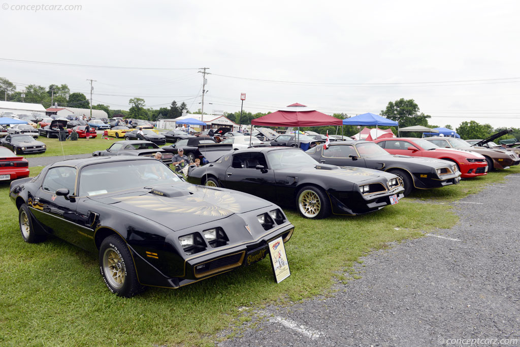 Auction Results And Data For 1980 Pontiac Firebird Trans