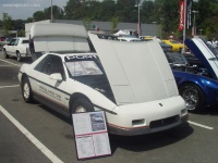 1984 Pontiac Fiero image.