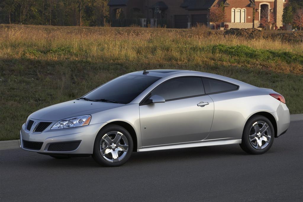 2009 Pontiac G6 Conceptcarz Com