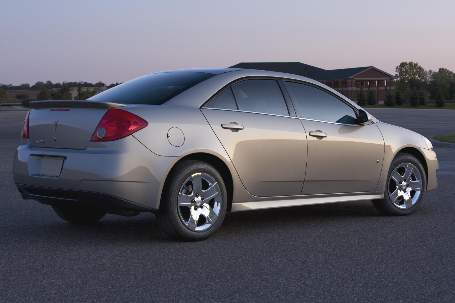 2009 pontiac g6 image. Black Bedroom Furniture Sets. Home Design Ideas