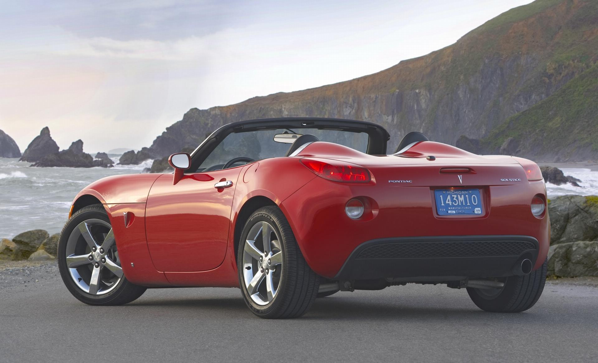 2008 Pontiac Solstice Conceptcarz Com