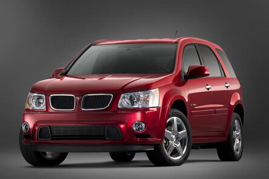 2008 Pontiac Torrent Gxp Conceptcarz Com