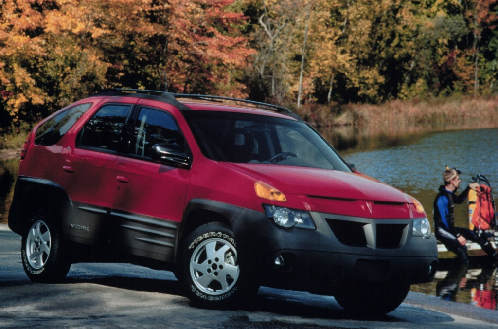 2003 pontiac aztek. Black Bedroom Furniture Sets. Home Design Ideas