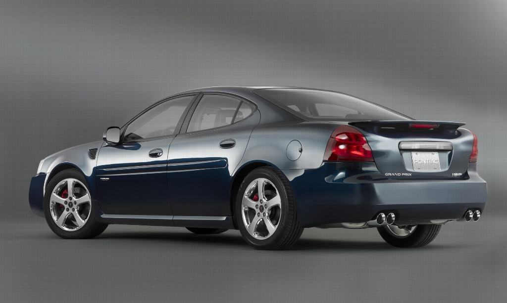Auction Results And Data For 2005 Pontiac Grand Prix