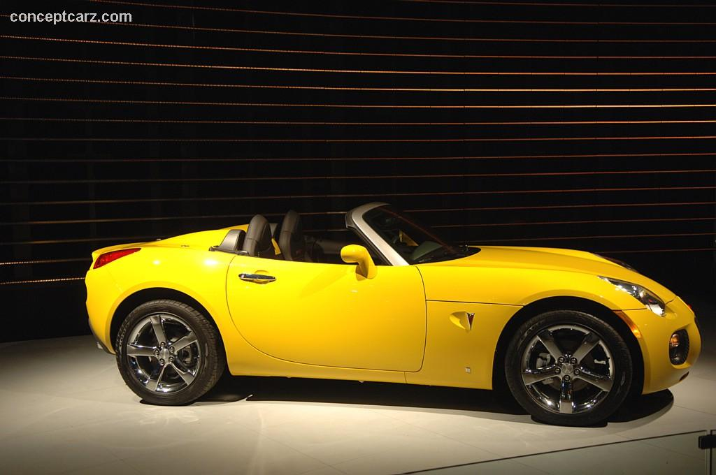 Auction Results And Data For 2007 Pontiac Solstice