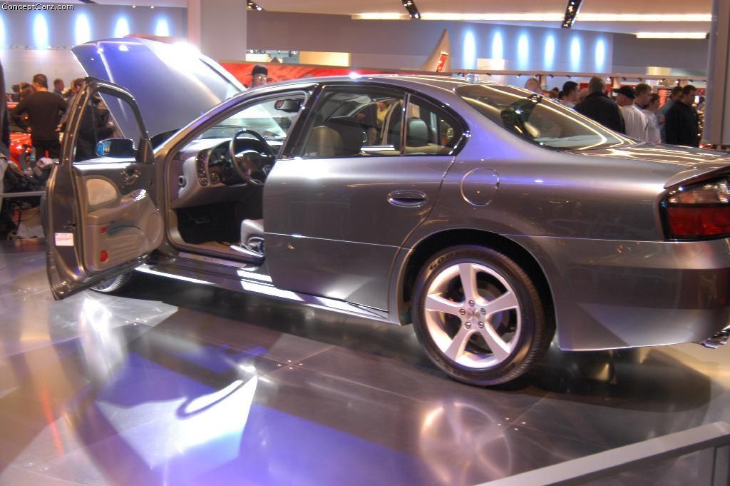 2005 Pontiac Bonneville thumbnail image