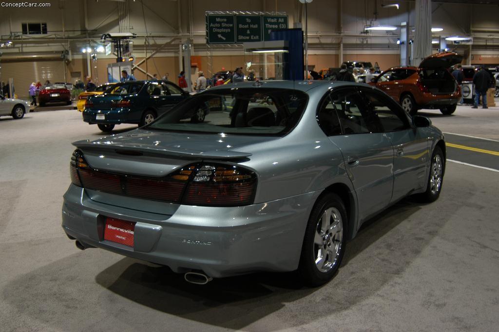 2003 Pontiac Bonneville Conceptcarz Com