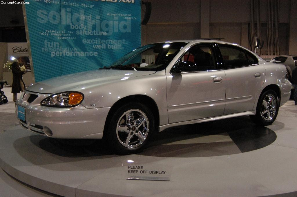 2003 Pontiac Grand Am Image