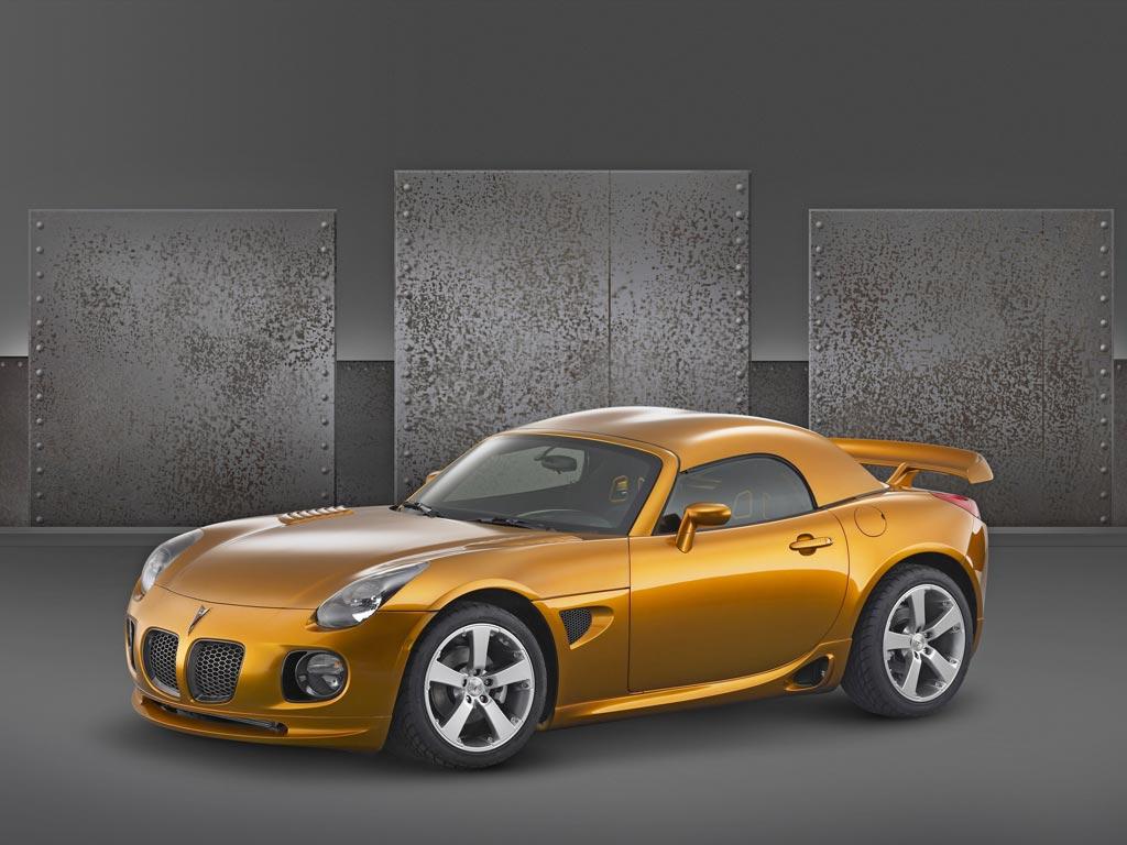 2006 Pontiac Solstice Club Racer Conceptcarz Com