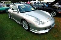 2001 Porsche 911 Carrera image.