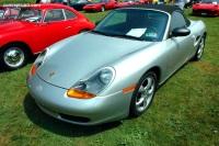 2001 Porsche Boxster image.