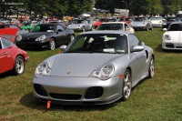 2002 Porsche 911 Turbo image.