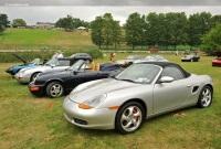 2002 Porsche Boxster image.