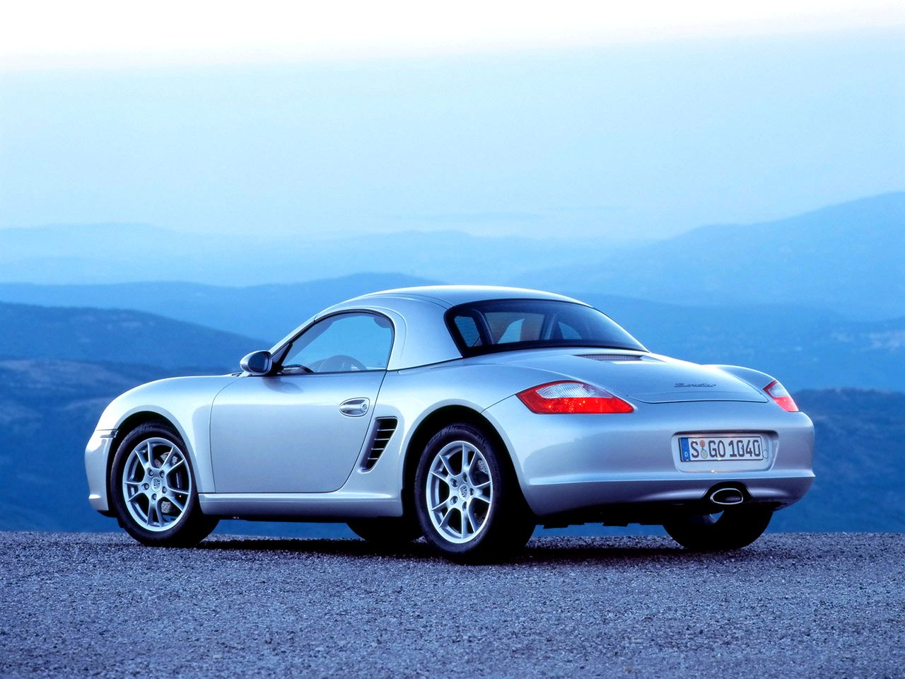 2005 Porsche Boxster  conceptcarzcom
