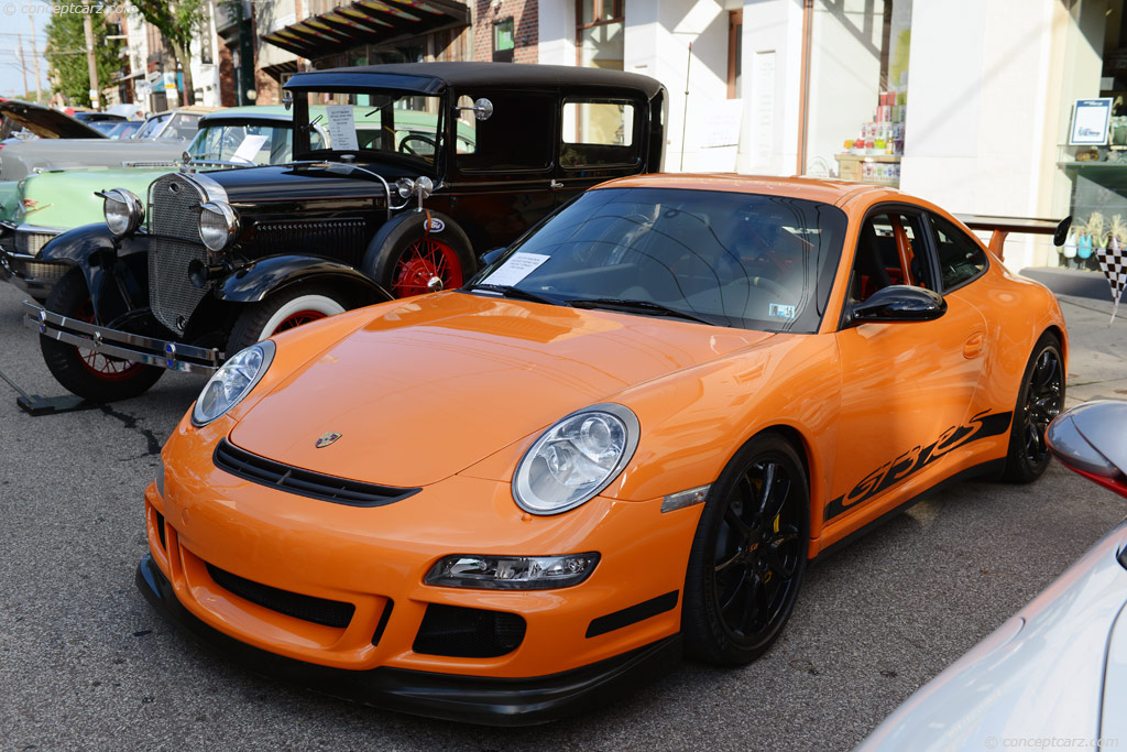 2007 porsche 911 gt3 rs at the pittsburgh vintage grand prix. Black Bedroom Furniture Sets. Home Design Ideas