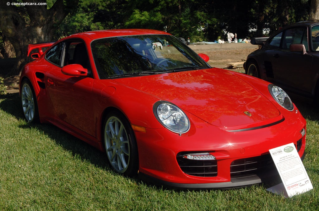 auction results and data for 2008 porsche 911 gt2. Black Bedroom Furniture Sets. Home Design Ideas