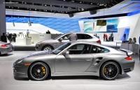 2011 Porsche 911 Turbo S image.