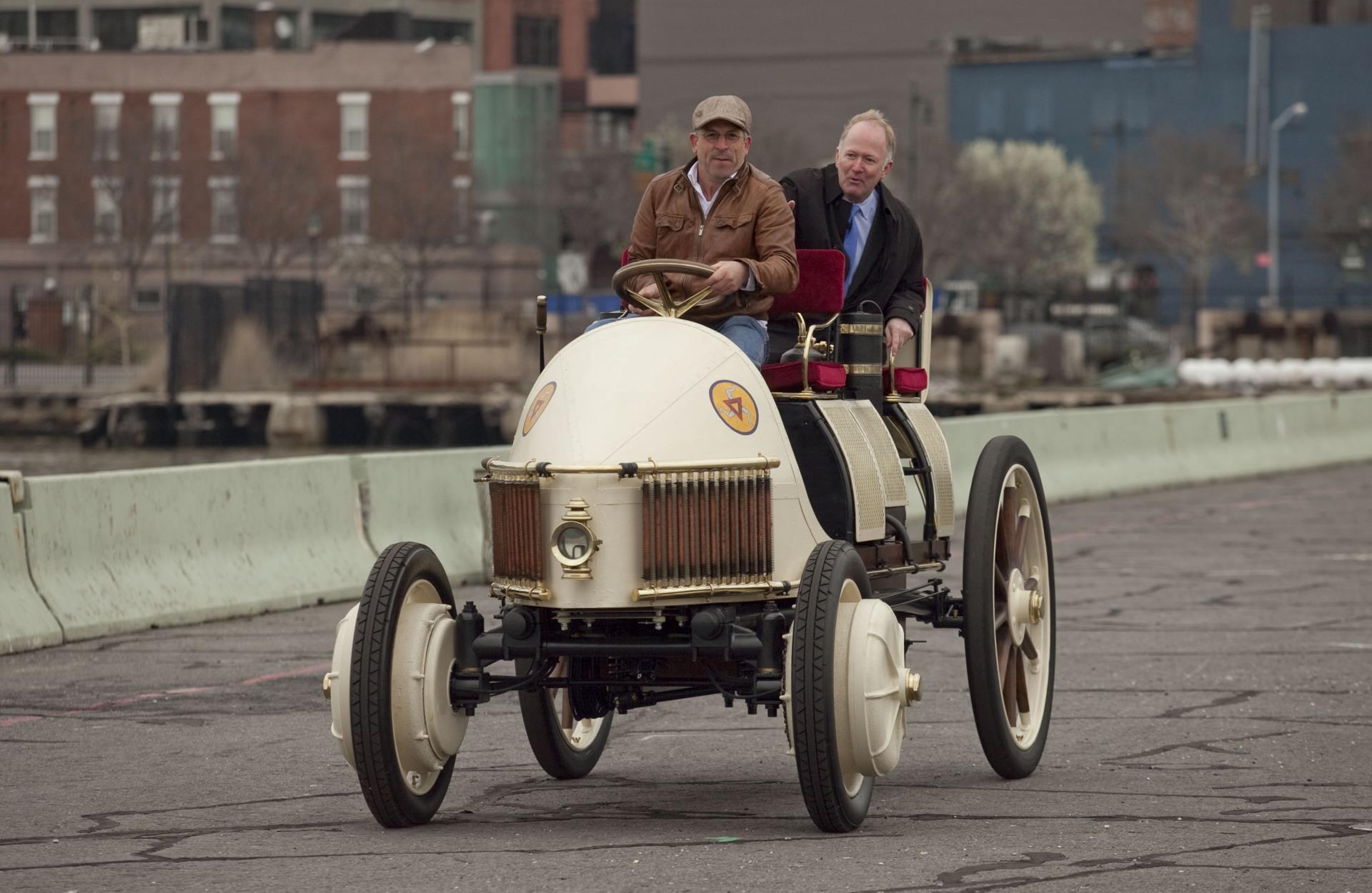 1900 Porsche Semper Vivus Conceptcarz Com