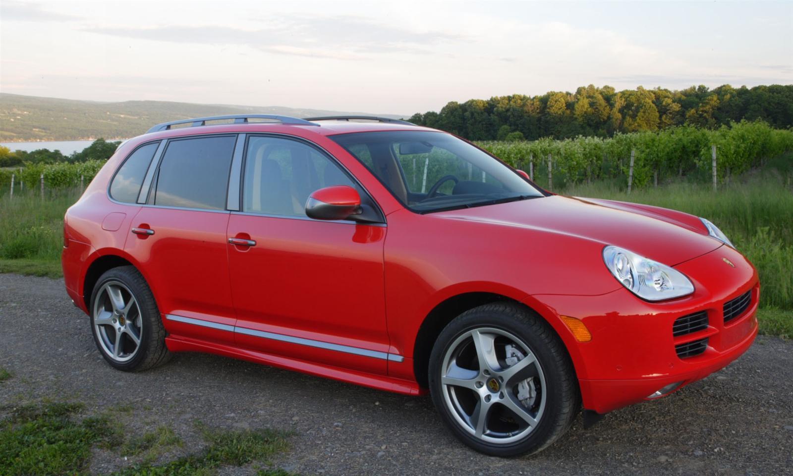 2006 Porsche Cayenne S Titanium Edition Images Photo 2006