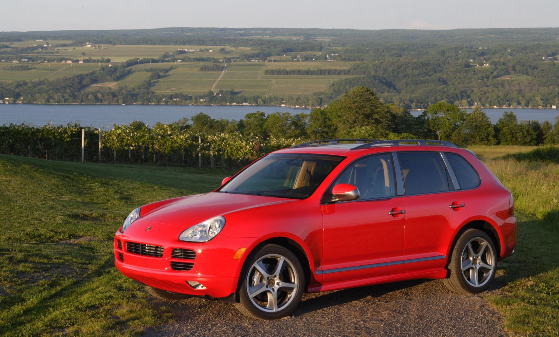2006 Porsche Cayenne S Titanium Edition Images Photo 2006