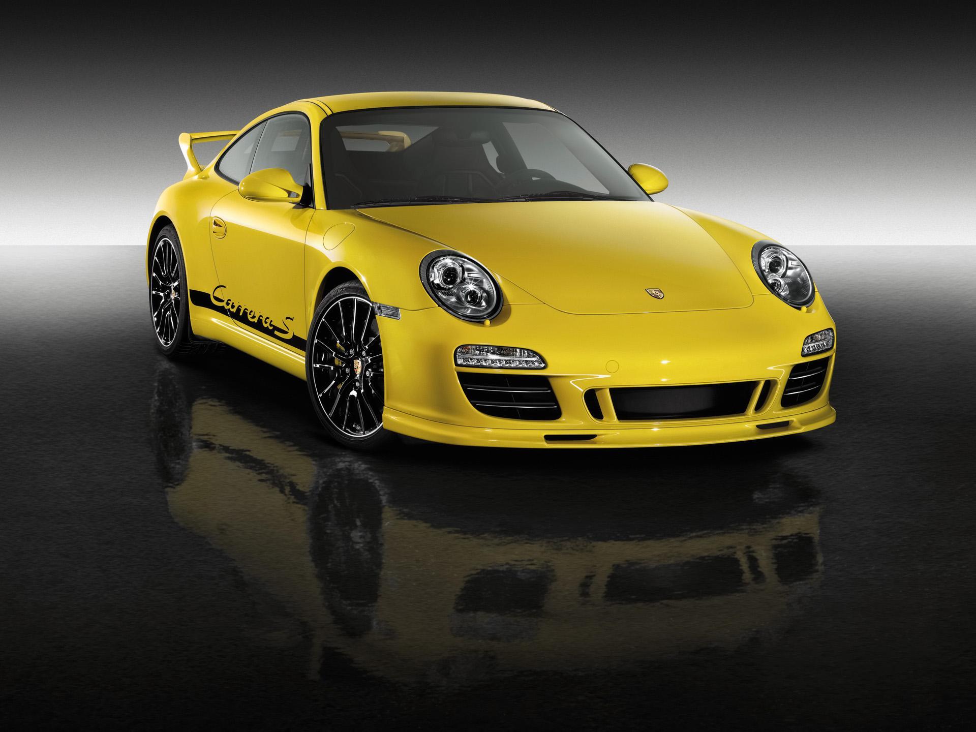 2010 Porsche 911 Aerokit Cup Retrofitting Conceptcarz Com