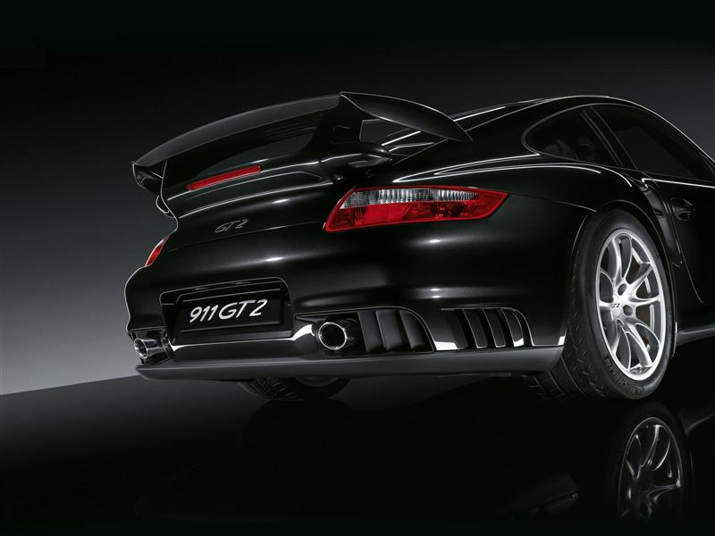 2010 Porsche 911 GT2 Image