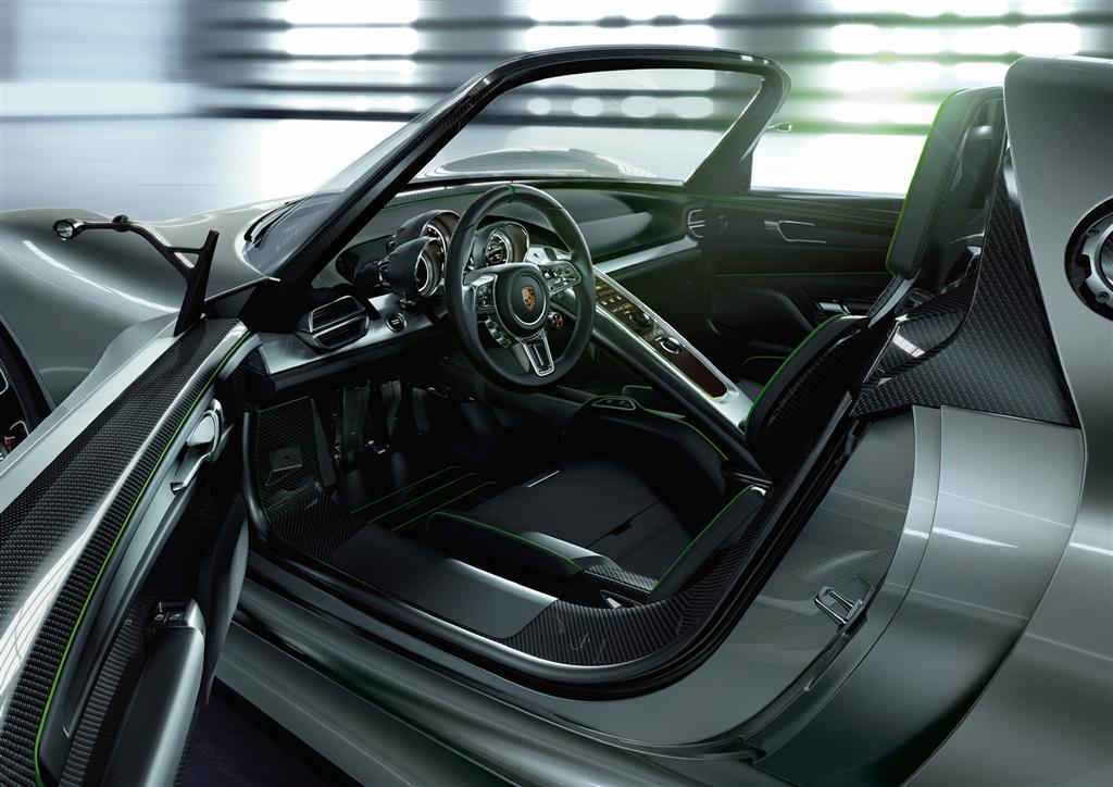 2010 porsche 918 spyder concept. Black Bedroom Furniture Sets. Home Design Ideas