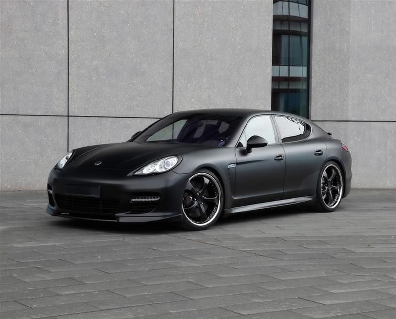 2012 Porsche Panamera GTS thumbnail image