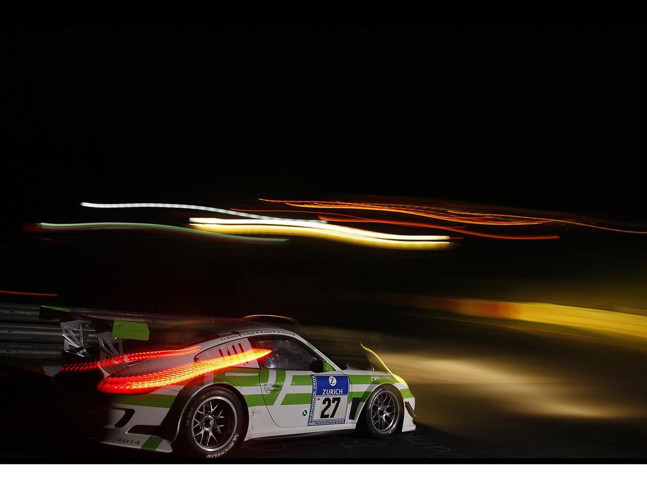 2011 Porsche 911 GT3 R Hybrid 2.0 Image
