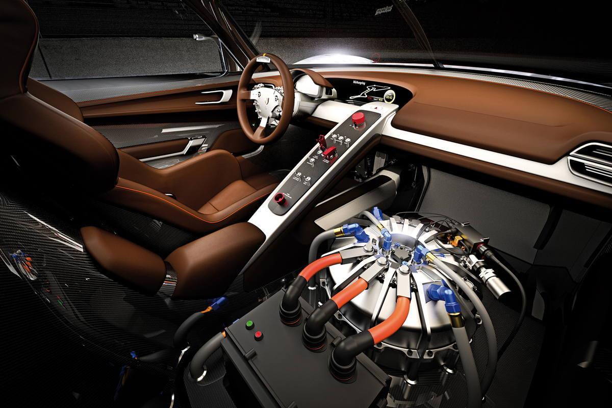 2011 Porsche 918 RSR Image