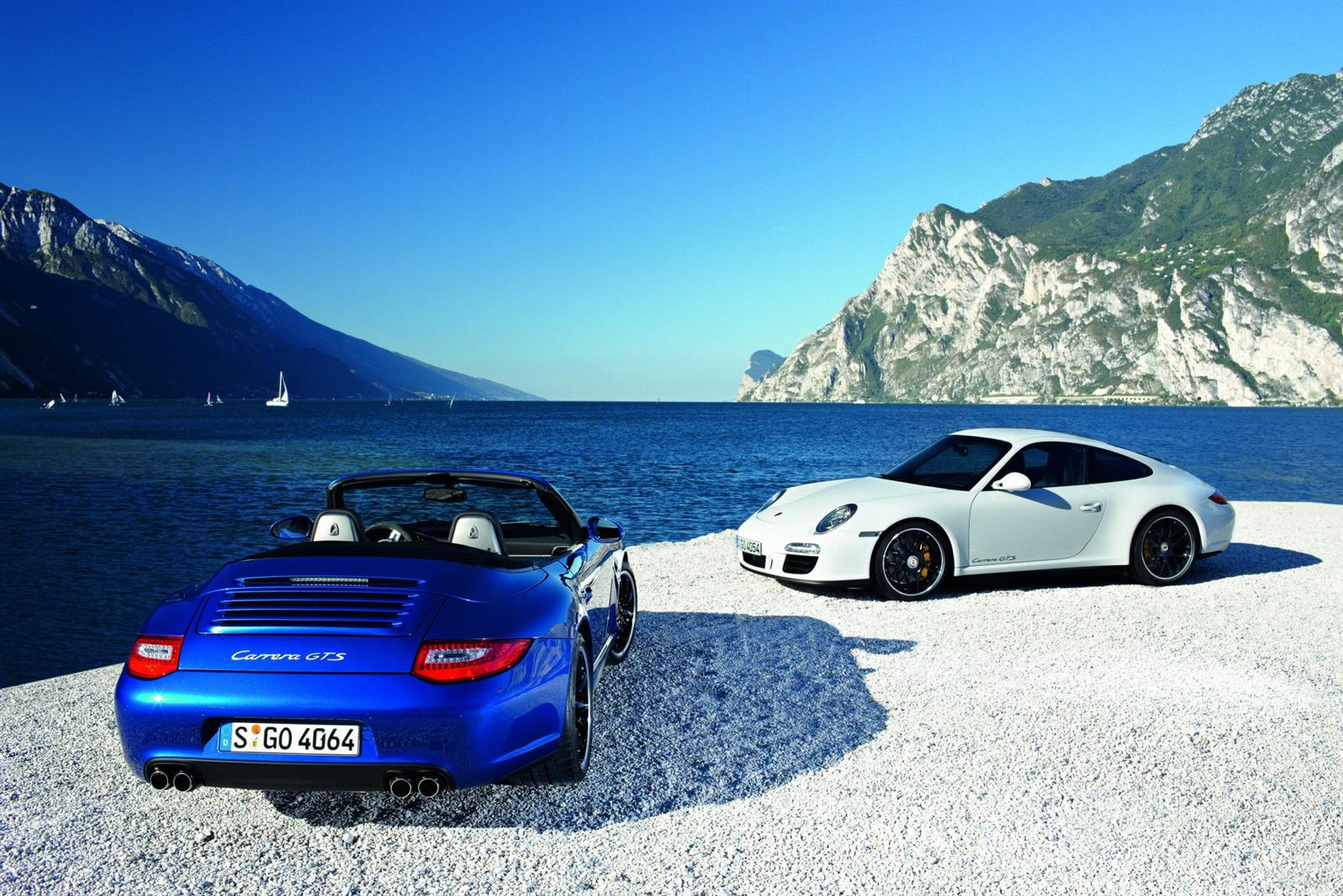 2011 Porsche 911 Carrera GTS Image