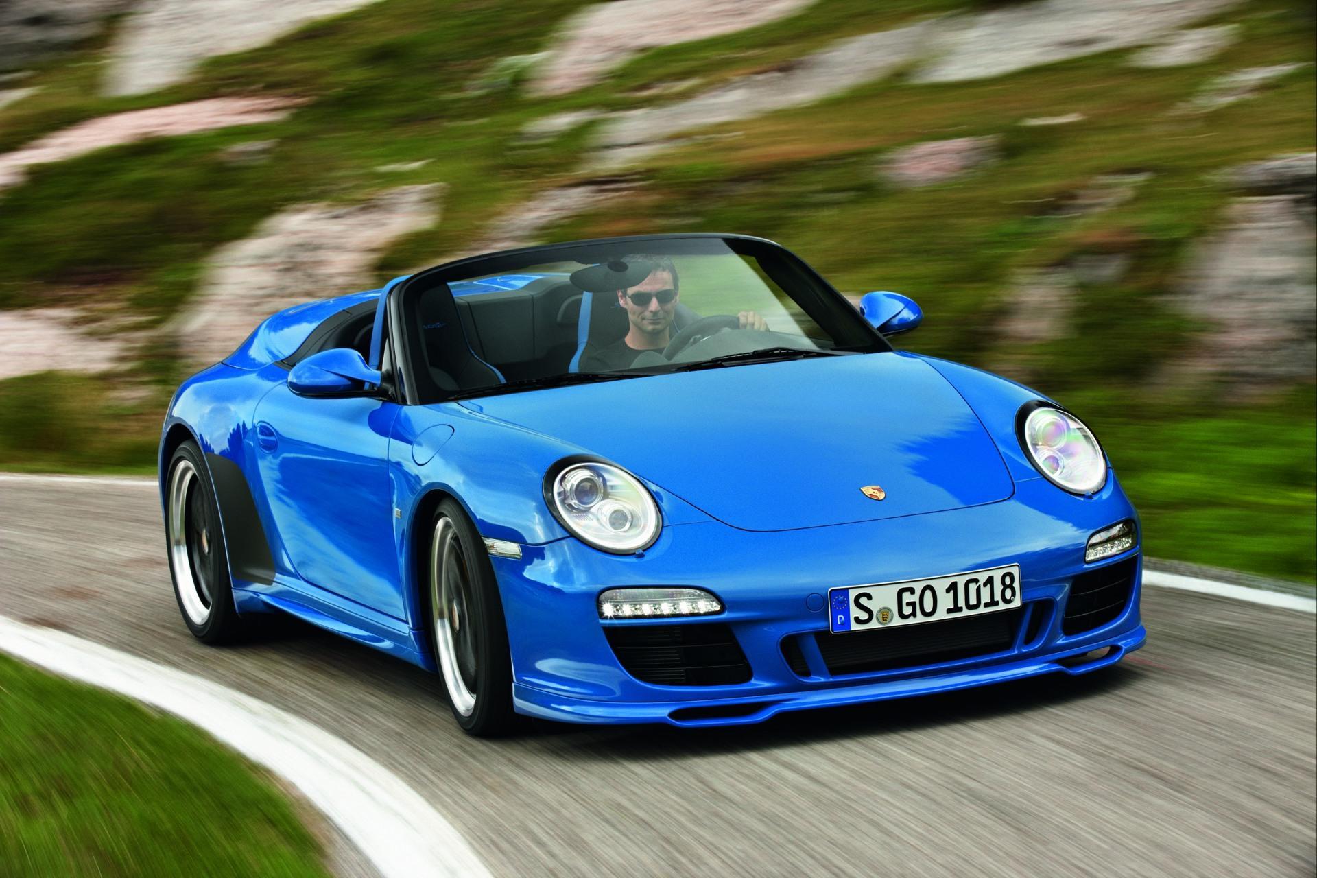 2011 Porsche 911 Speedster Conceptcarz Com