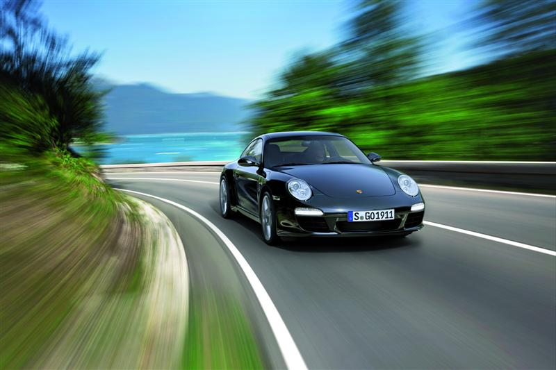2012 Porsche 911 Black Edition Carrera Image