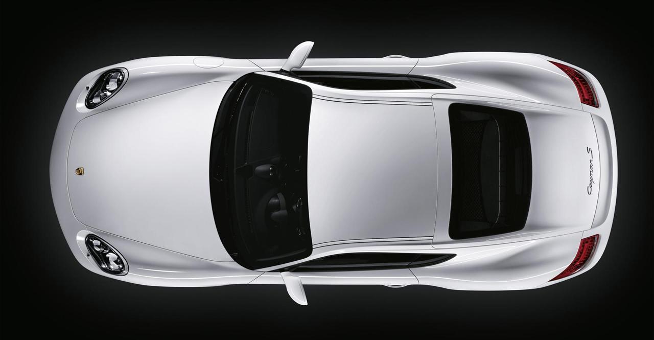 2012 Porsche Cayman Image