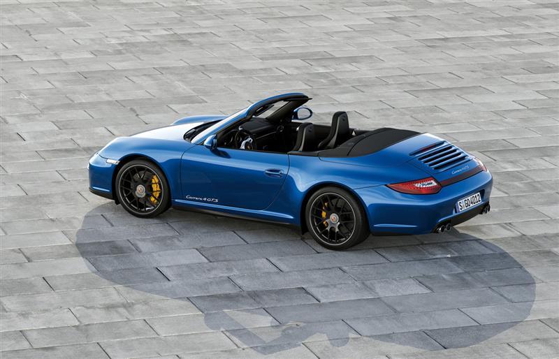 2012 Porsche 911 Carrera 4 GTS