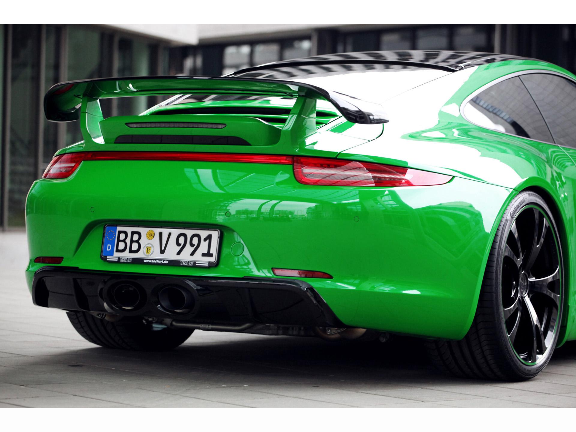 спортивный автомобиль зеленый porsche 911 carrera 4s  № 2596650 без смс