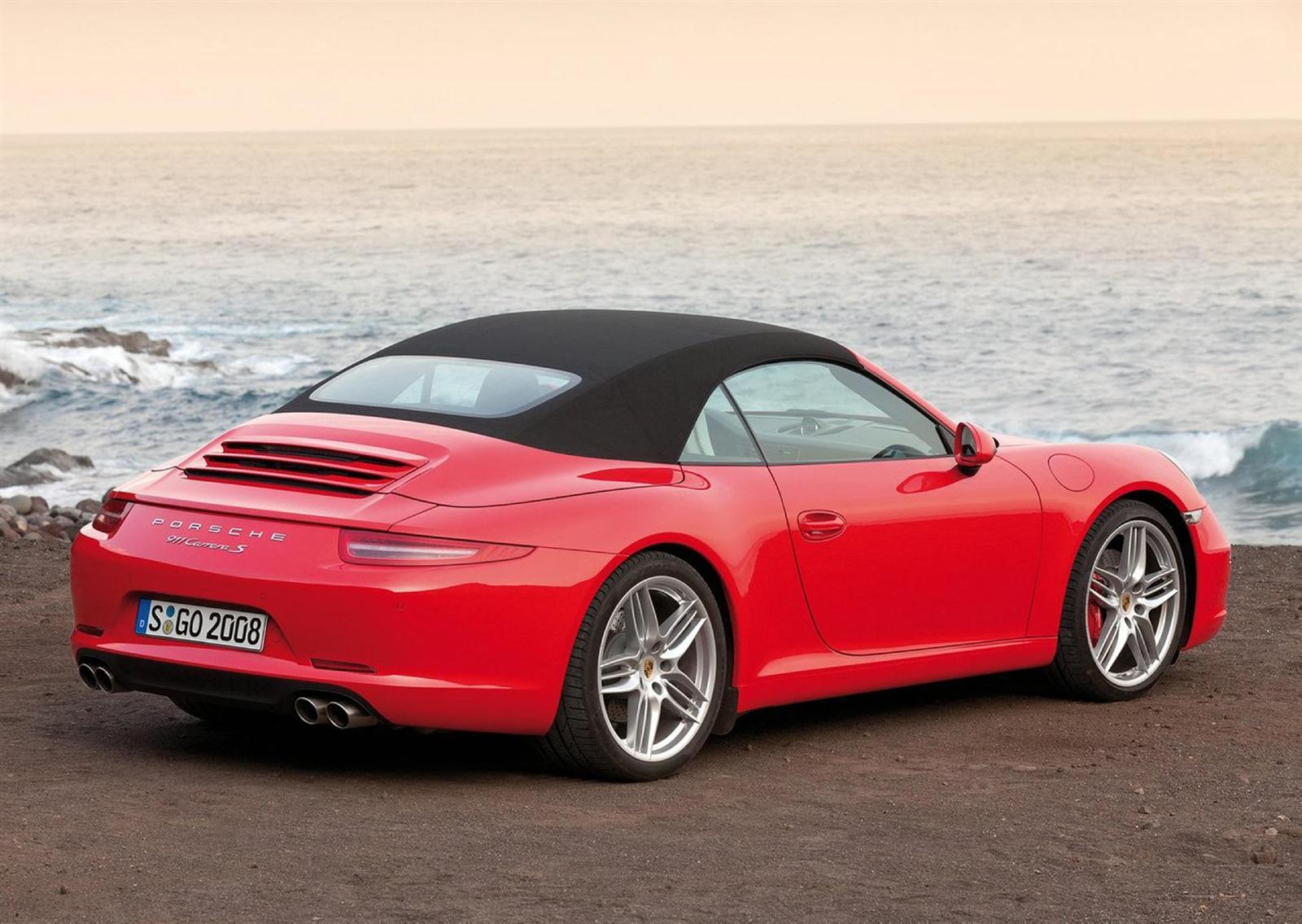 2013 Porsche 911 Carrera S Image