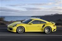 2017 Porsche 911 Turbo image.