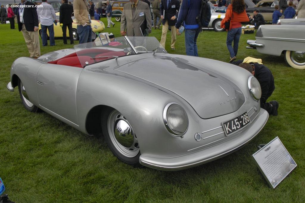 1948 Porsche 356 Conceptcarz