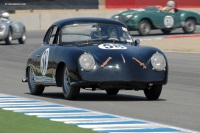 1951 Porsche 356 image.