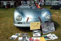 1951 Porsche Sauter Roadster 356