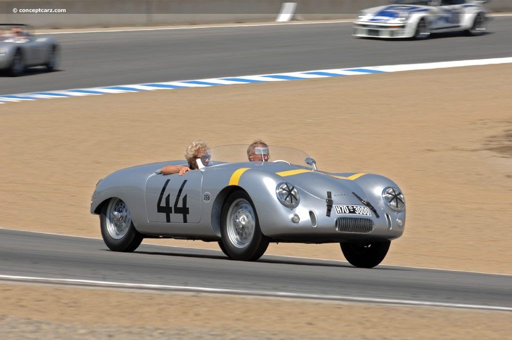1952 Porsche Glockler Roadster Image