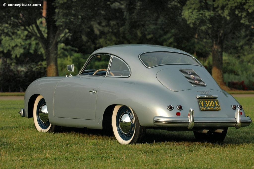 1953 porsche 356. Black Bedroom Furniture Sets. Home Design Ideas